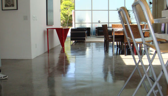 Concrete Polishing Service